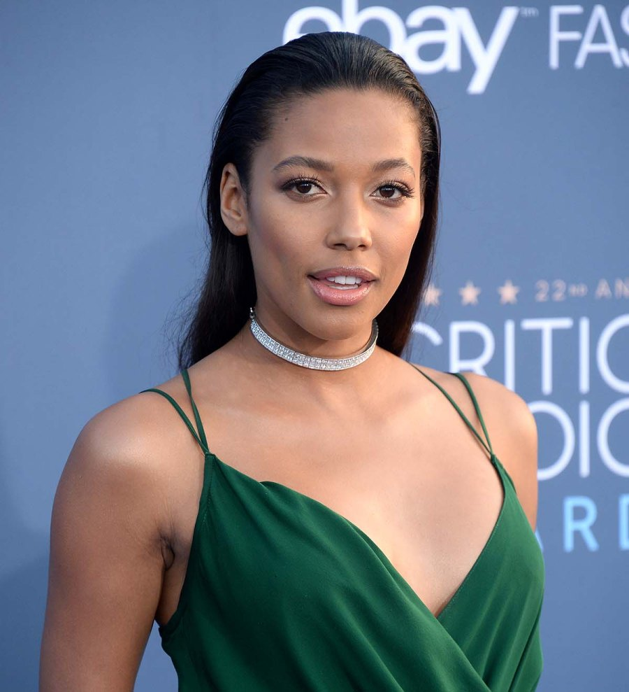 Big Skys Kylie Bunbury Is Pregnant Expecting Her 1st Child With Husband