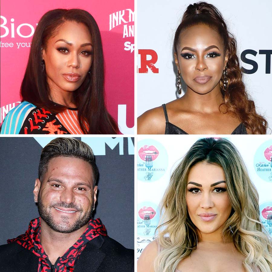 Biggest Reality TV Fights Ever From Real Housewives Jersey Shore