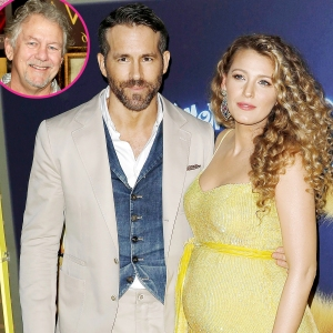 Blake Lively Ryan Reynolds Pay Tribute to Her Dad Ernie Lively After His Death