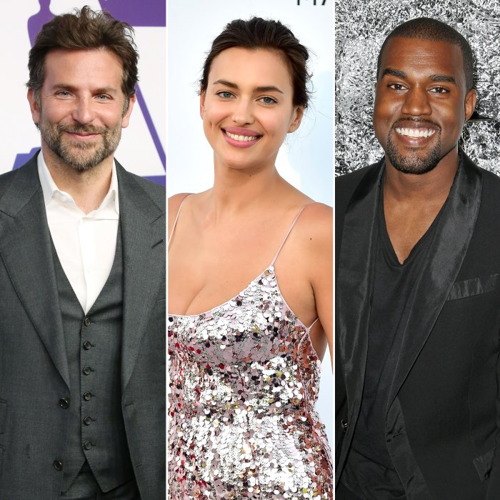 Bradley Cooper Supports Irina Shayk Dating Amid Kanye West Romance: He 'Wants Her to Be Happy'