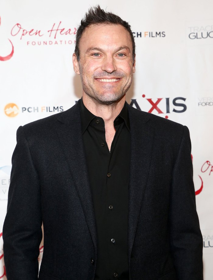 Brian Austin Green Shares Rare Photo With All 4 Children for Father's Day