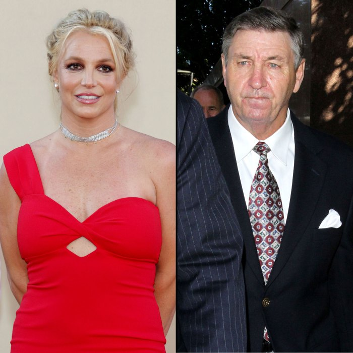 Britney Spears Father Jamie Spears Fires Back Her Claims About Conservatorship