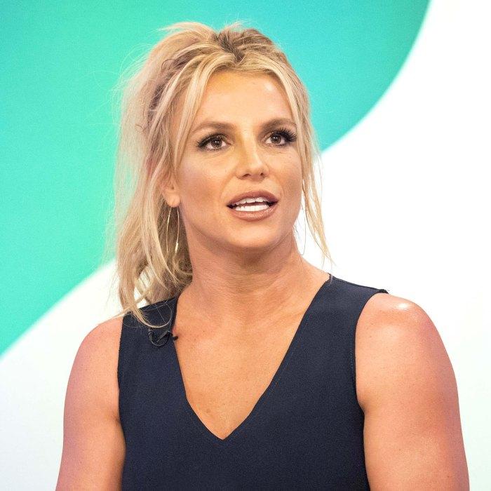 Britney Spears dice que no puede hacer que su bebé se case con la tutela debida