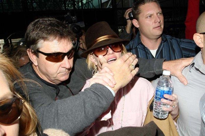 Britney Spears critica a Jamie y dice que debería ser la curadora de la cárcel