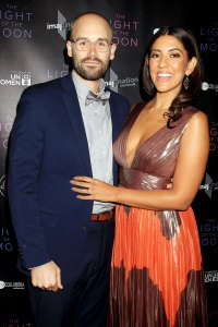 Brooklyn Nine-Nine Stephanie Beatriz Gives Birth Welcomes 1st Child With Brad Hoss
