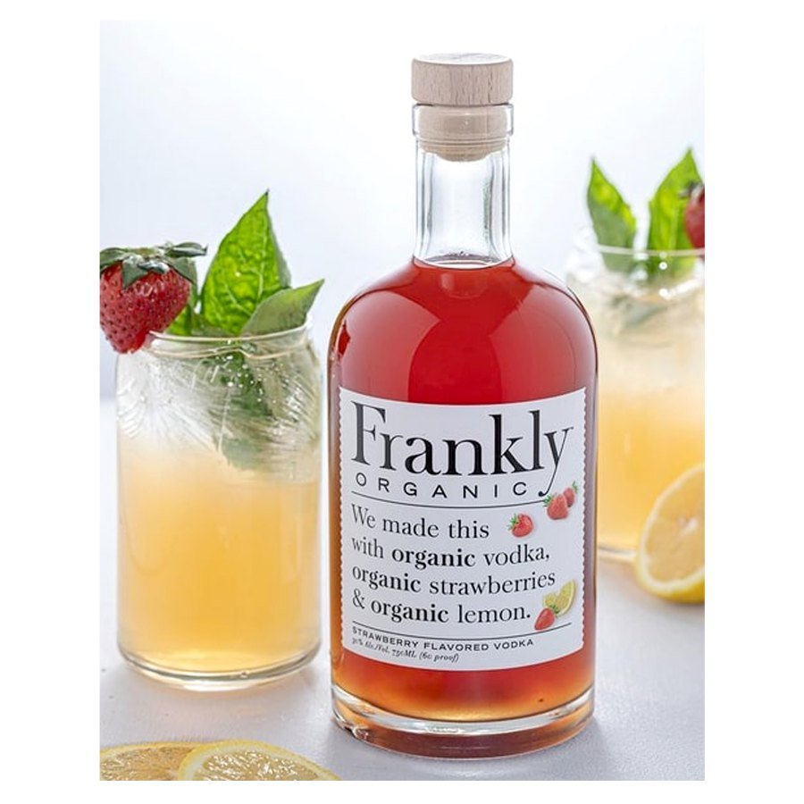 Frankly Organic Vodka Buzzzz-o-Meter Hollywood Is Buzzing About This Week June 30
