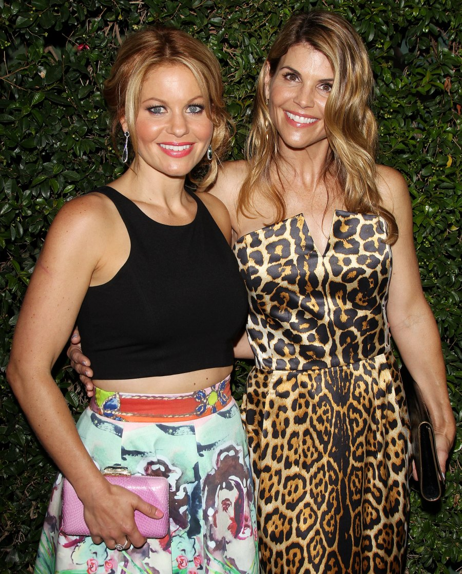 Candace Cameron Bure and Lori Loughlin's Friendship Through the Years: From 'Full House' to Now