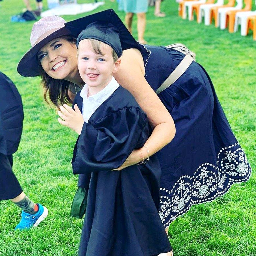 Savannah Guthrie Charley Celebrities Whose Kids Graduated School 2021