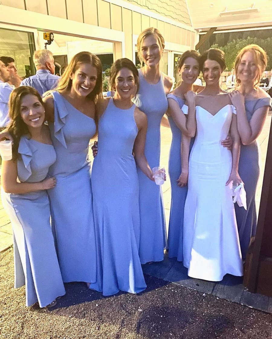 Celebrity Bridesmaids Stars Who've Helped Out Weddings