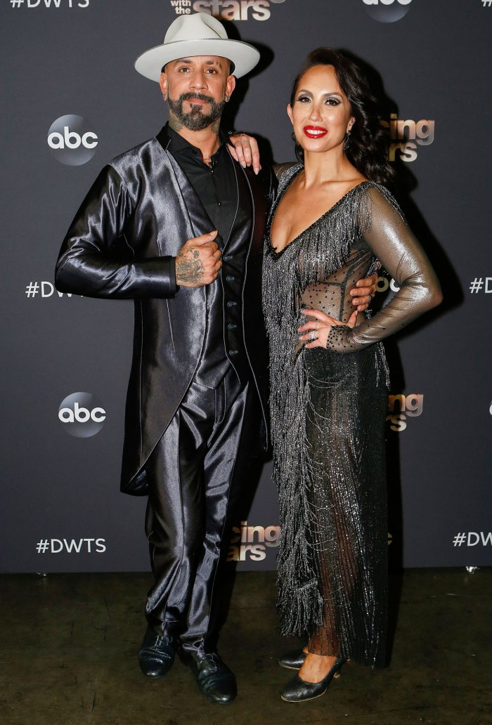 Cheryl Burke Walking a Really Tight Rope At the Moment Maintain Sobriety Aj McLean