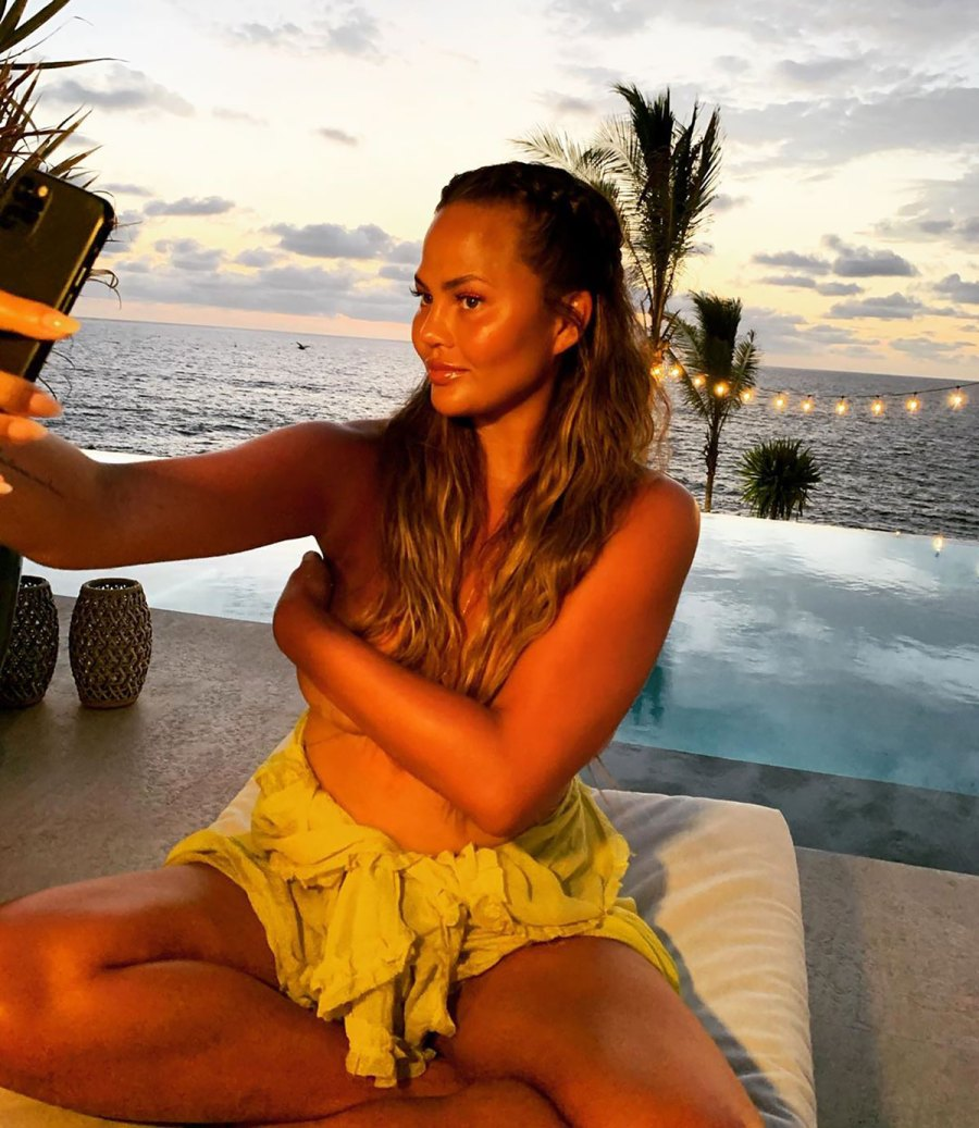 Chrissy Teigen Faces Bullying Accusations Over Past Messages: Timeline