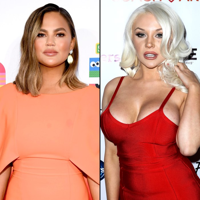 Chrissy Teigen Leaves Netflix Show Amid Courtney Stodden Backlash, Will Not Voice Role In 'Never Have I Ever'