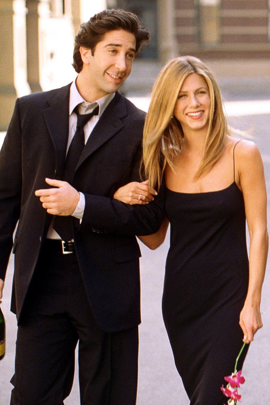 David Schwimmer and Jennifer Aniston's Cutest Quotes About Each Other Over The Years