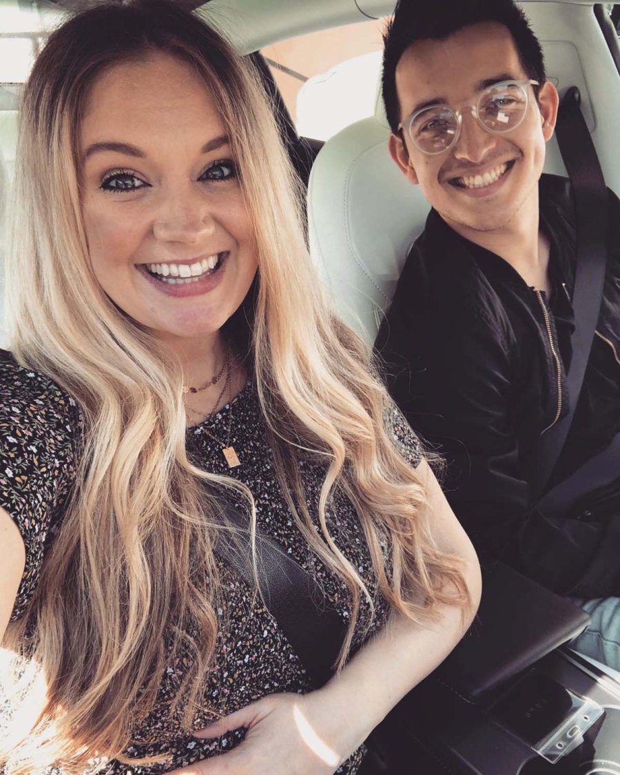 Disney Channels Tiffany Thornton Gives Birth 4th Child Her 2nd With Husband Josiah Capaci