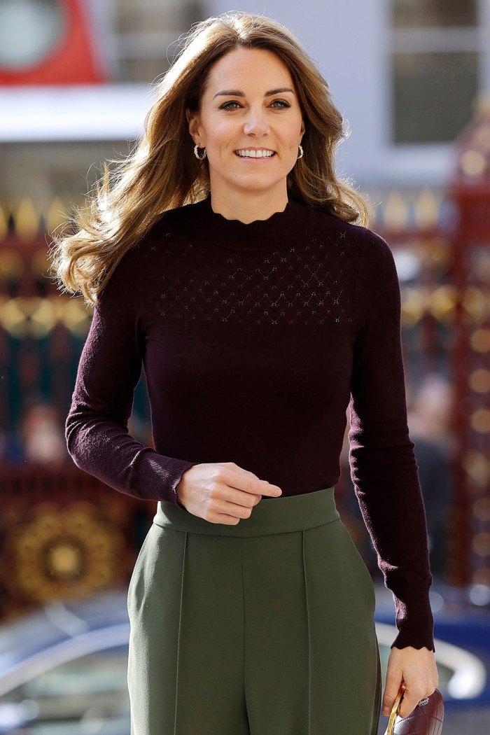 La duquesa Kate anuncia un nuevo proyecto centrado en la primera infancia: '10 años en proceso '