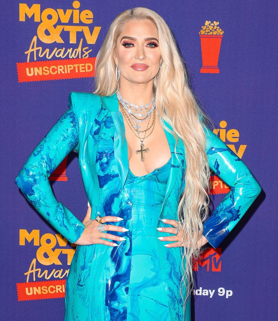 Erika Jayne Accused of Using Glam to Hide Assets in Bankruptcy Case