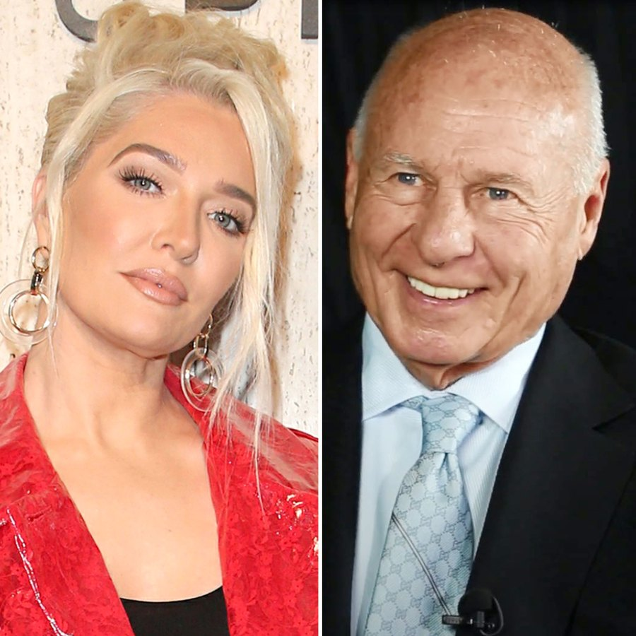 Erika Jayne Admits Tom Girardi Funded Her Life Shes Confronted With Cheating Allegations