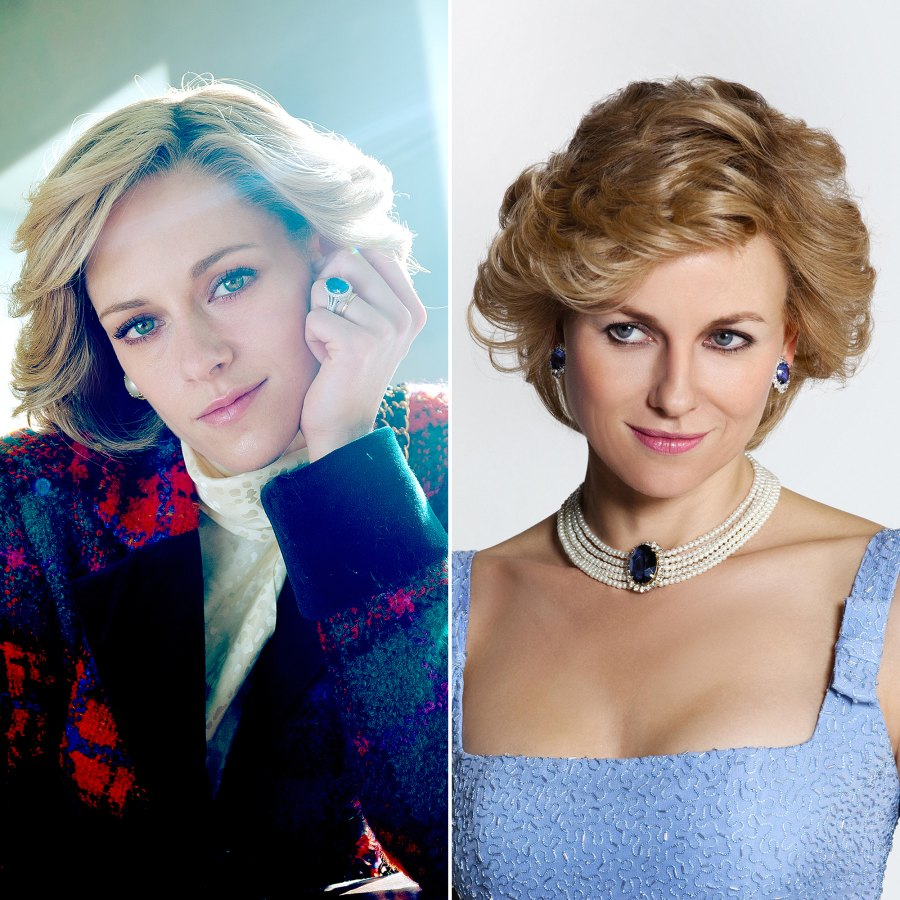 Every Actress Who's Played Princess Diana in Movies and TV