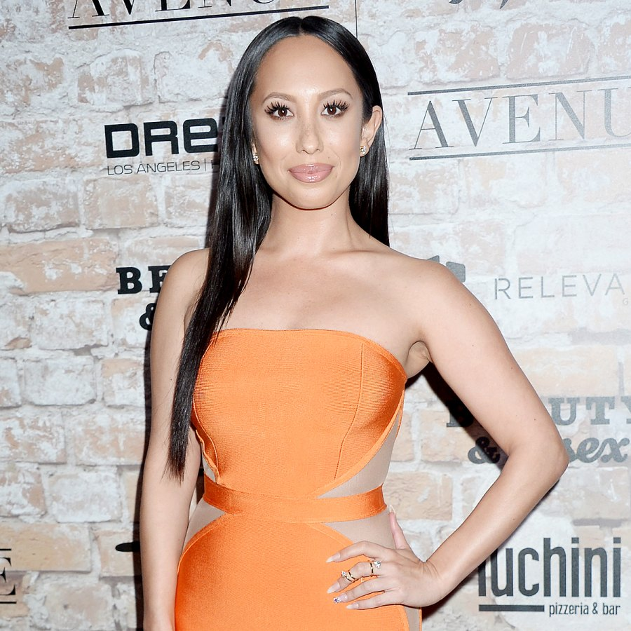 Why She Stopped Everything Cheryl Burke Has Said About Her Sobriety Journey