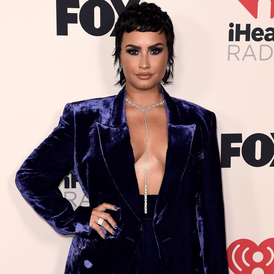 Everything Demi Lovato Has Said About Their Non Binary Coming Journey