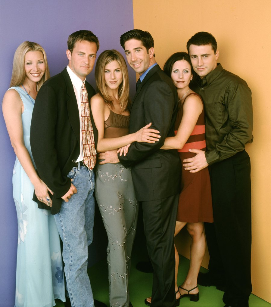 Everything the 'Friends' Cast Has Said About Matthew Perry's Struggles Through the Years
