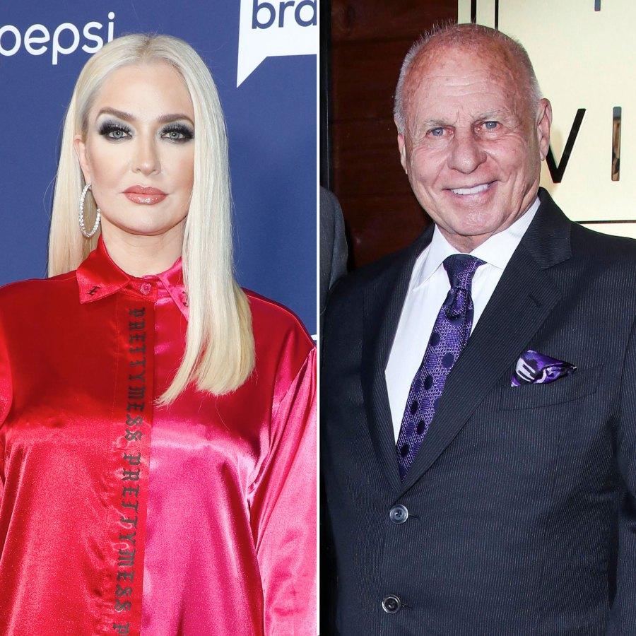 Erika Jayne Divorce Timeline of Tom Thomas Girardi Deposition to Real Housewives of Beverly Hills Filming RHOBH