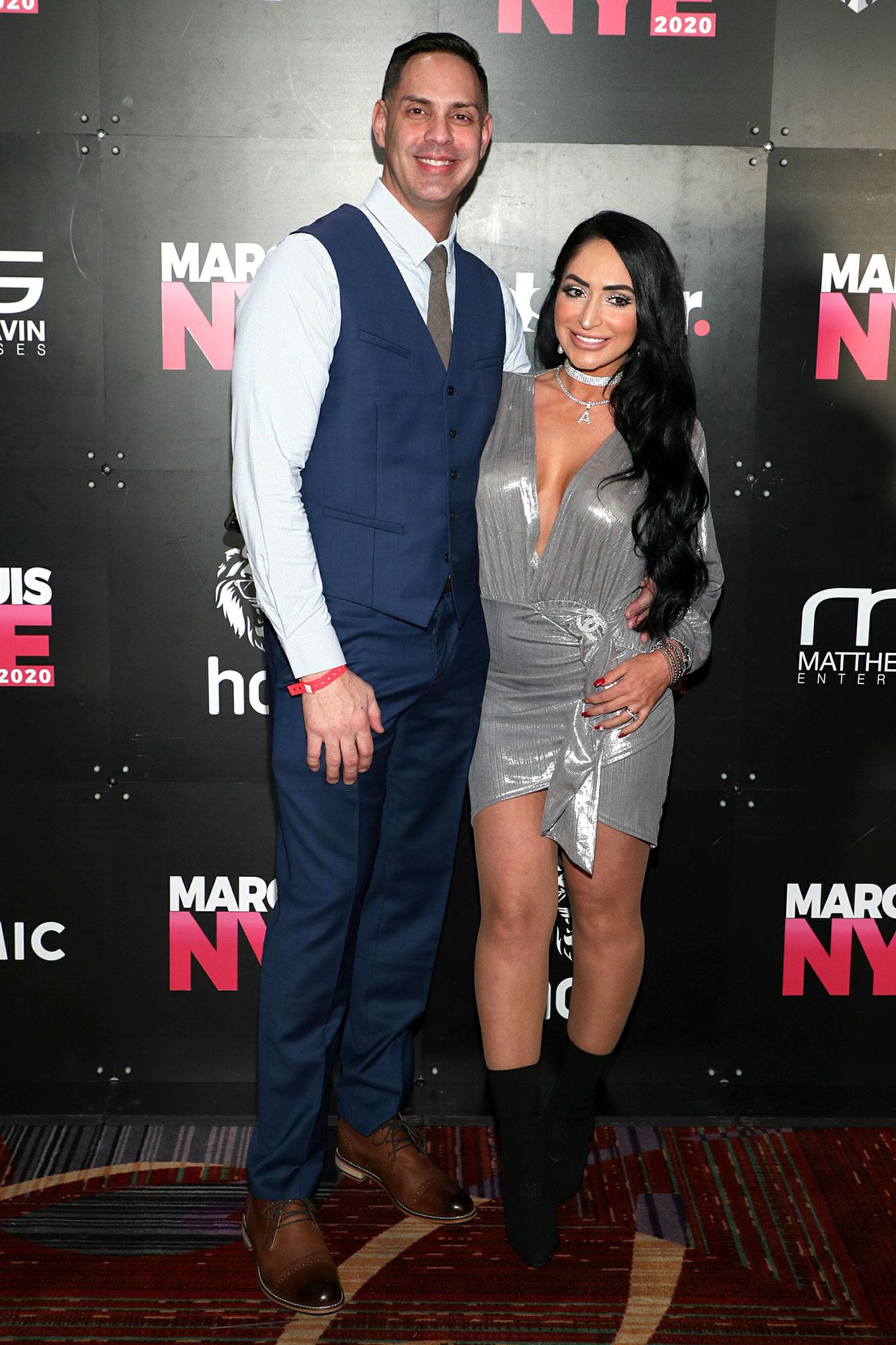 Jersey Shore's Angelina Pivarnick and Husband Chris' Ups and Downs