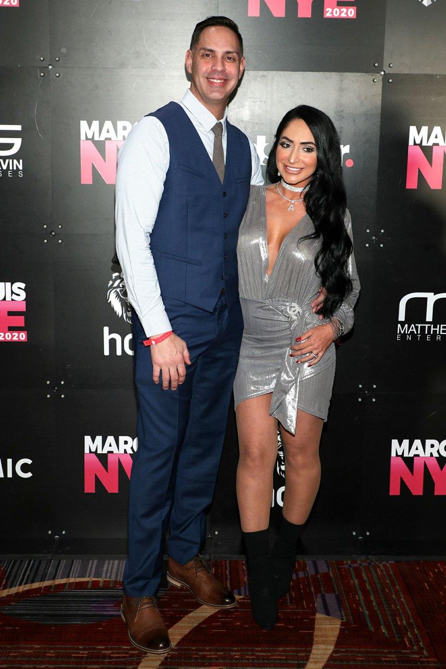 Feature Jersey Shore Angelina Pivarnick and Husband Chris Larangeira Ups and Downs