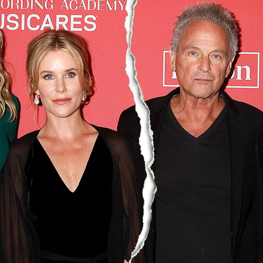 Fleetwood Macs Lindsey Buckingham Kristen Messner Split