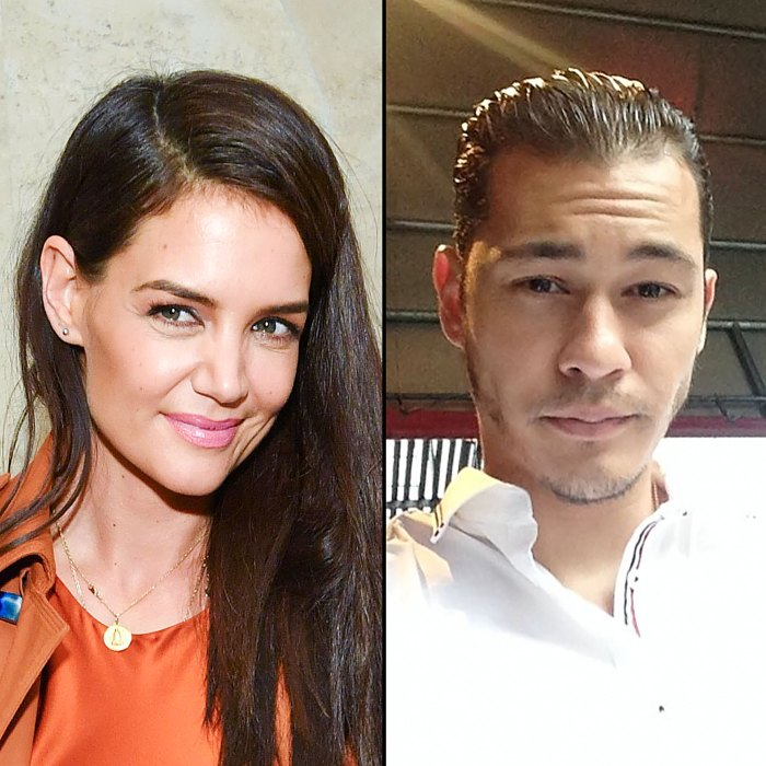 Katie Holmes Sends Love Emilio Vitolo Jr After Split