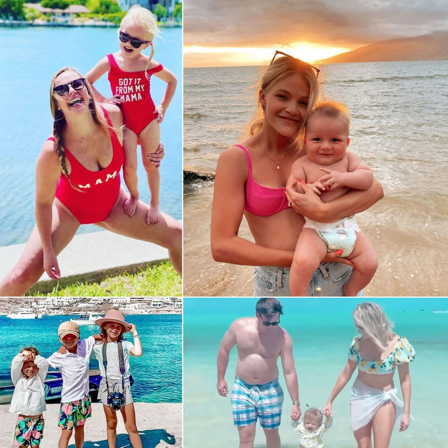 Fun in the Sun! See Celebrity Families' 2021 Beach and Pool Pics