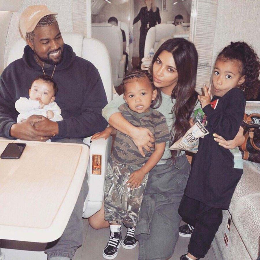 Good Coparenting Relationship Kim Kardashian Details Kanye West Divorce on KUWTK Reunion