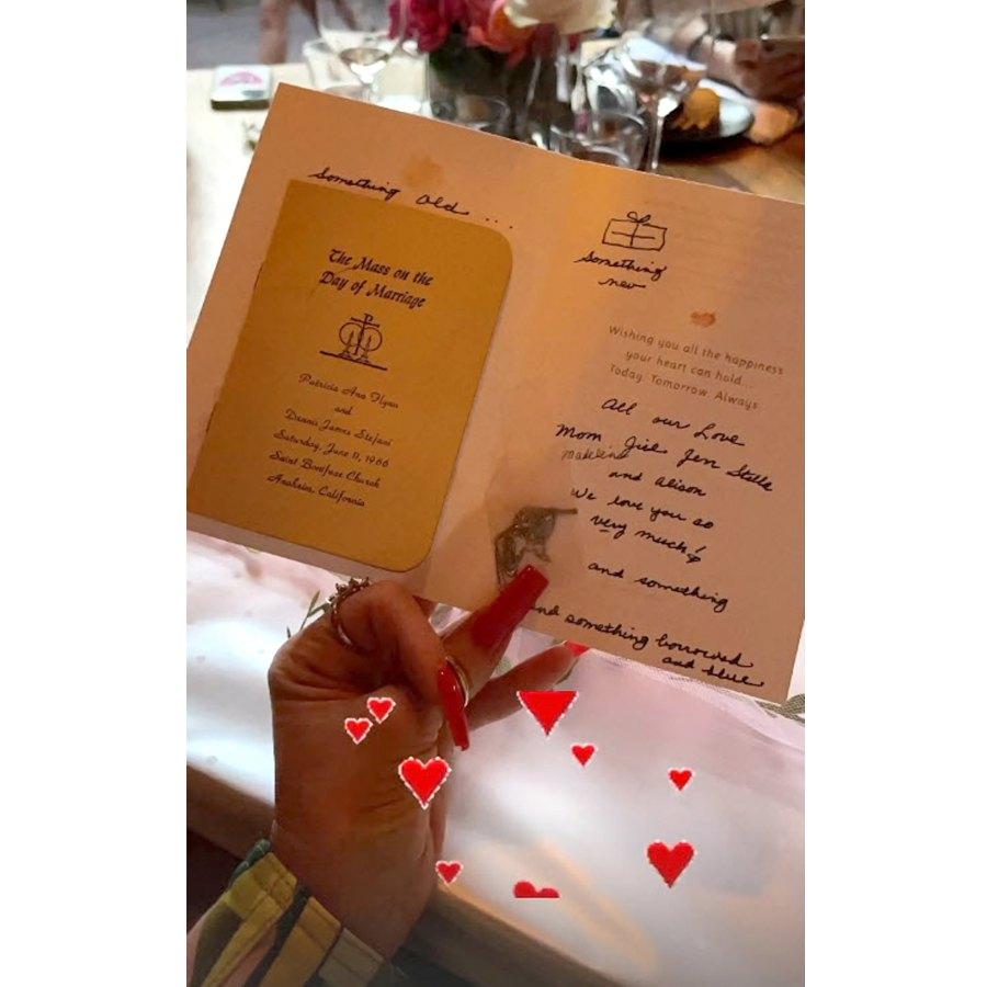 Gwen Stefani Sips Wine During Her Bridal Shower