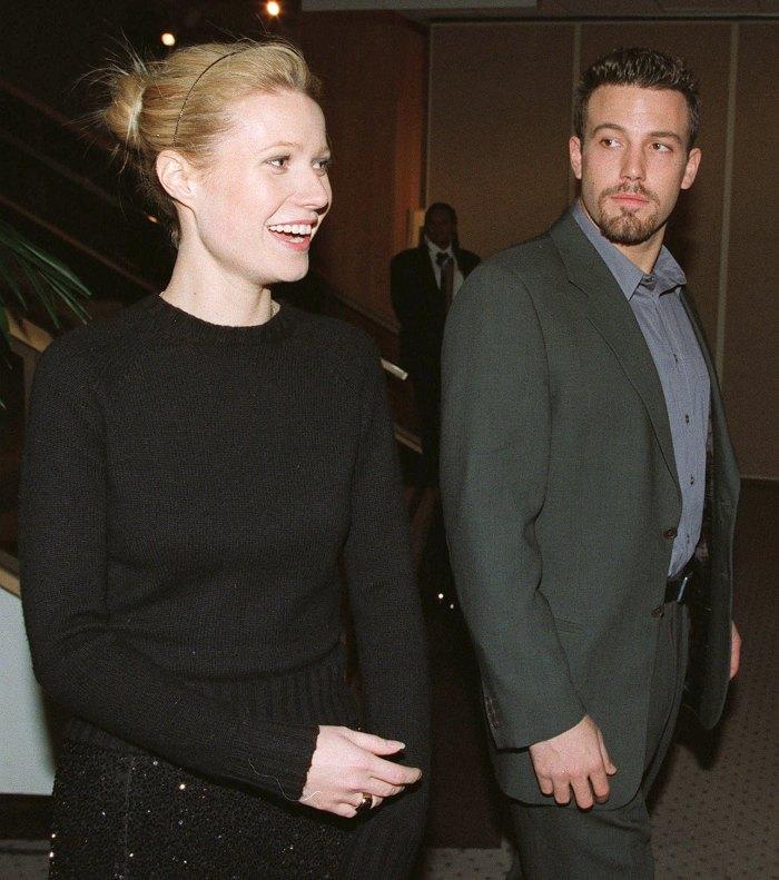 Gwyneth Paltrow Cant Handle This Meme Her Ex-Boyfriend Ben Affleck