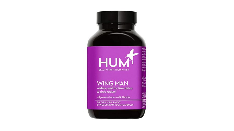 HUM Wing Man - Liver Detox Supplement