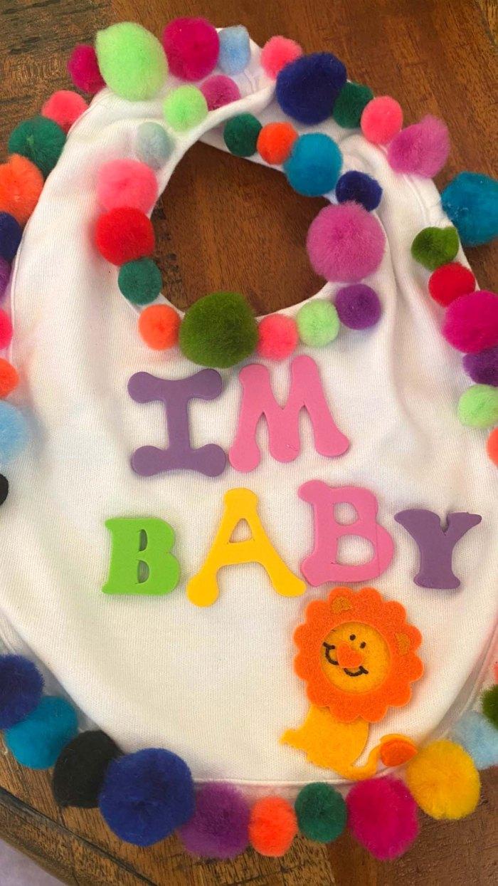 Halsey celebra el baby shower antes de la llegada de su primer hijo fotos