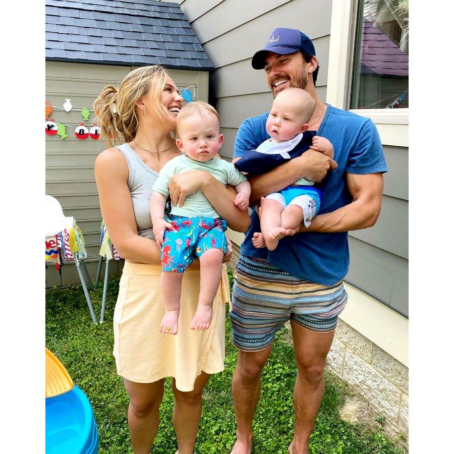 Hannah Brown and Adam Woolard's Relationship Timeline