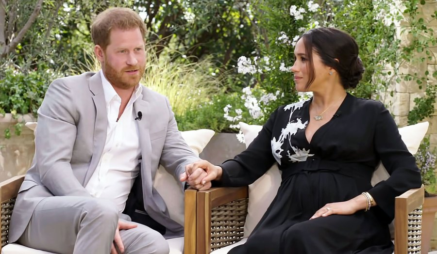 Harry Meghan talk about William Kate feud during Oprah tell-all Prince William and Duchess Kate Relationship With Prince Harry and Meghan Markle