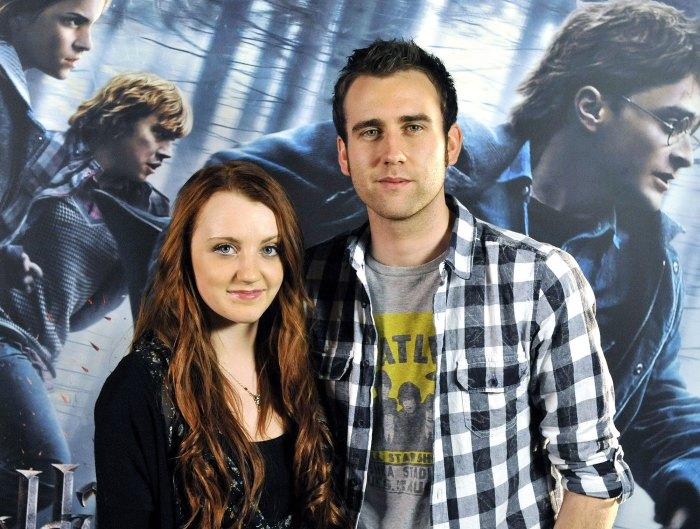 Entrevista exclusiva de Harry Potter Matthew Lewis Evanna Lynch