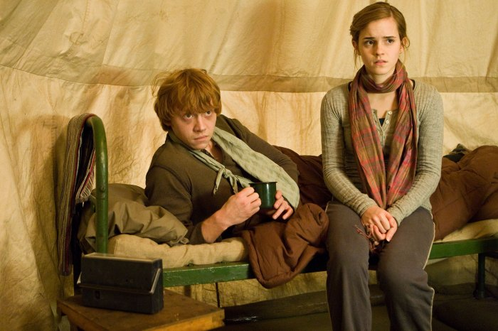Harry Potter Rupert Grint Emma Watson Evanna Lynch Entrevista exclusiva