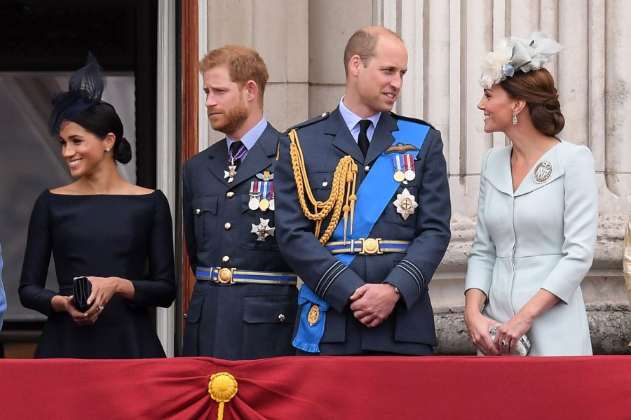 Harry and Meghan officially split from joint charity with William and Kate Prince William and Duchess Kate Relationship With Prince Harry and Meghan Markle