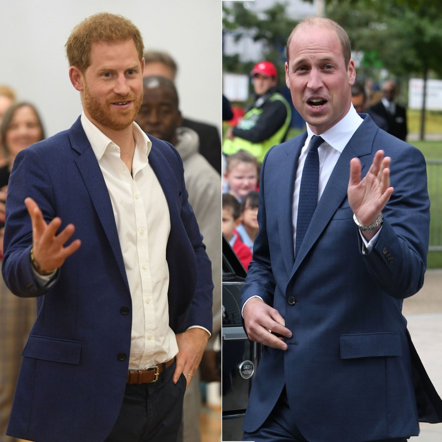 Harry confirms rift with William Prince William and Duchess Kate Relationship With Prince Harry and Meghan Markle