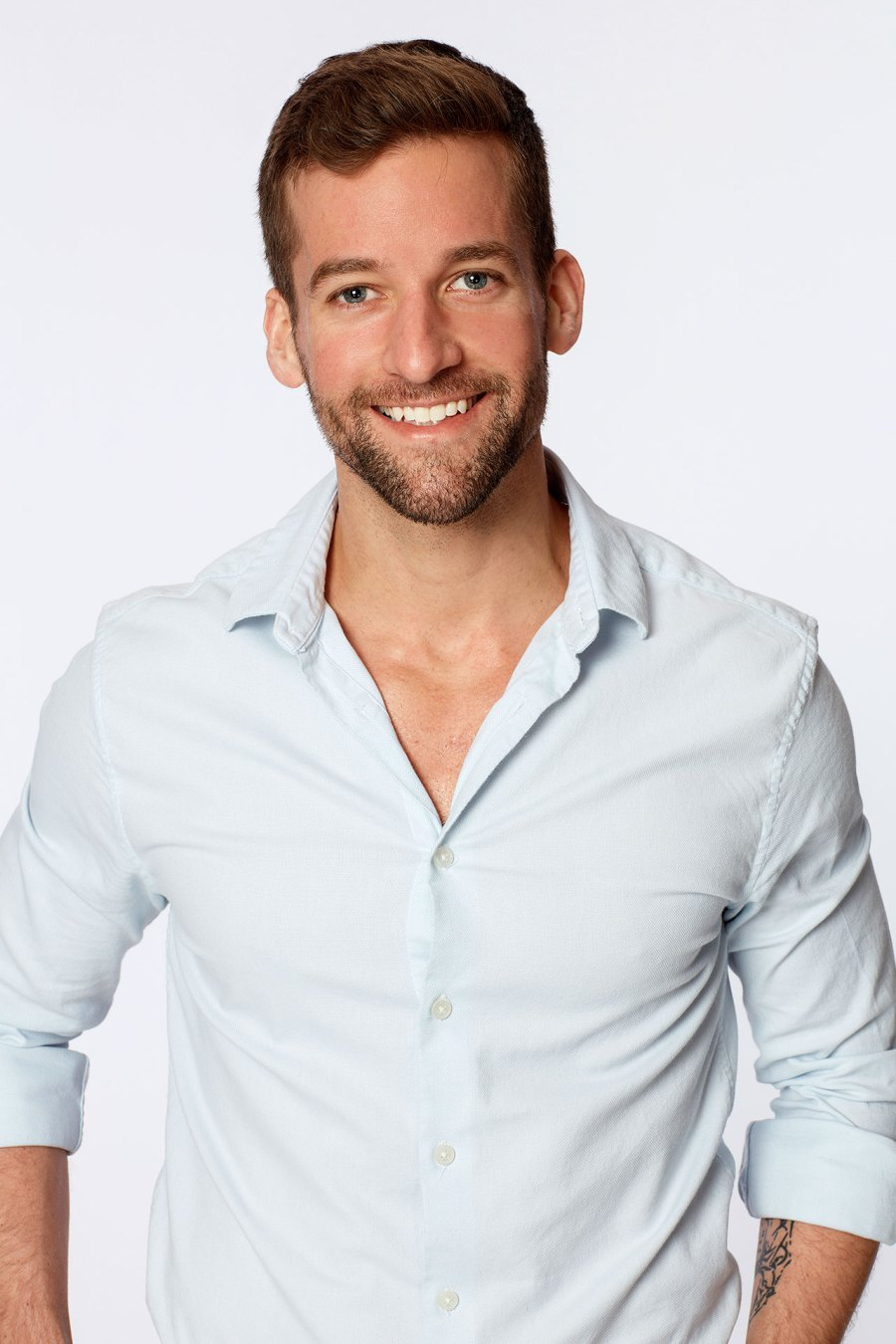 He Is a Math Teacher Who Is Connor B 5 Things to Know About the Cat on Katie Thurston Bachelorette Season