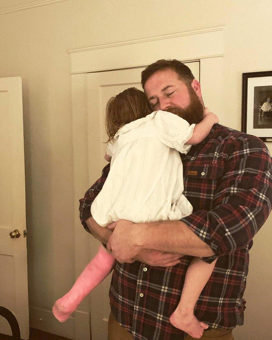 On the Mend Home Town Erin Napier Ben Napier Family Album With Daughter