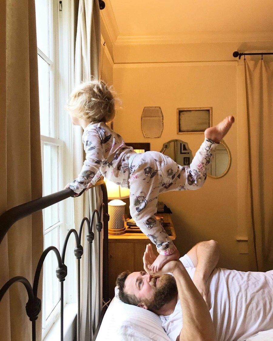 Good Morning Home Town Erin Napier Ben Napier Family Album With Daughter