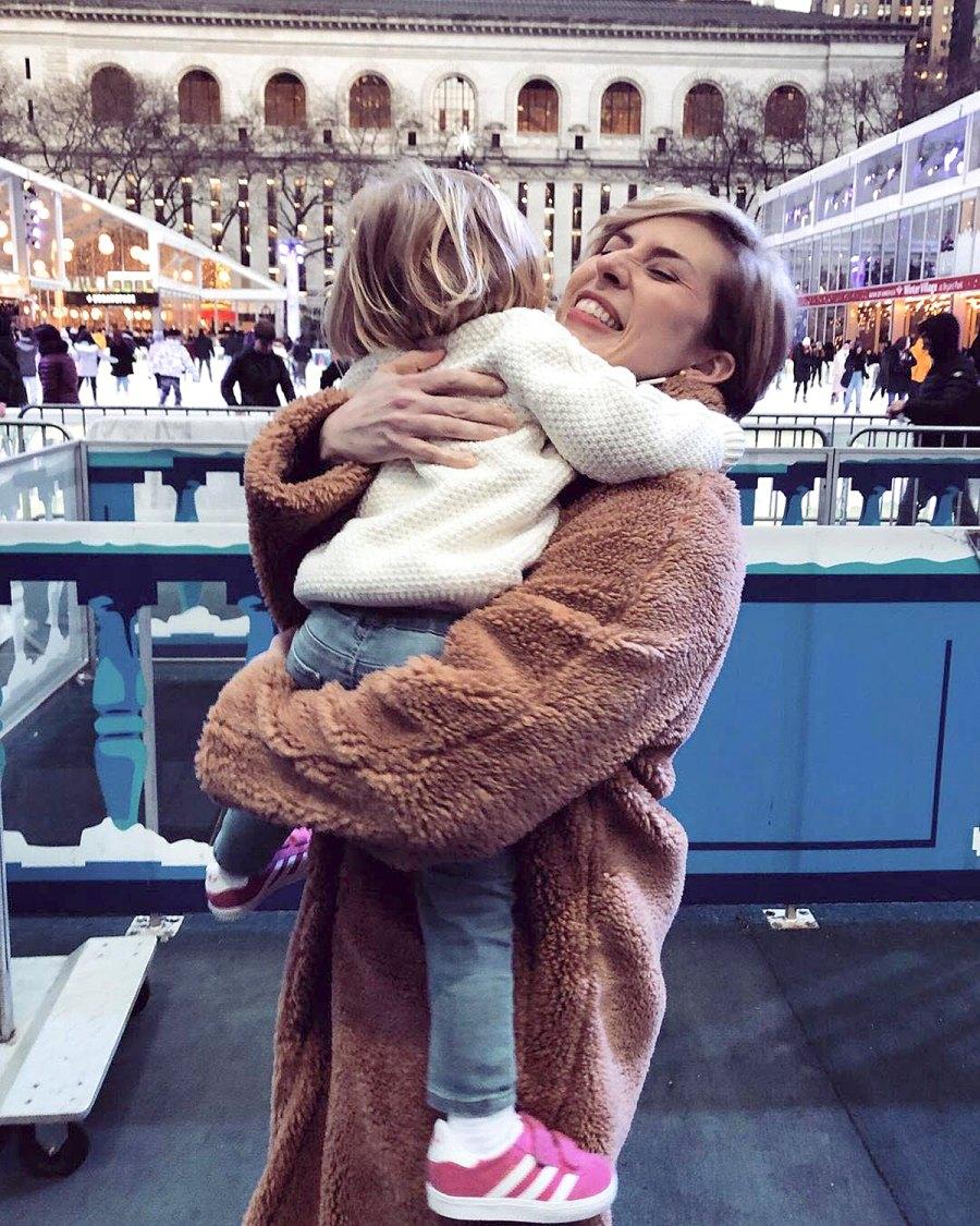 Happy Hugs Home Town Erin Napier Ben Napier Family Album With Daughter