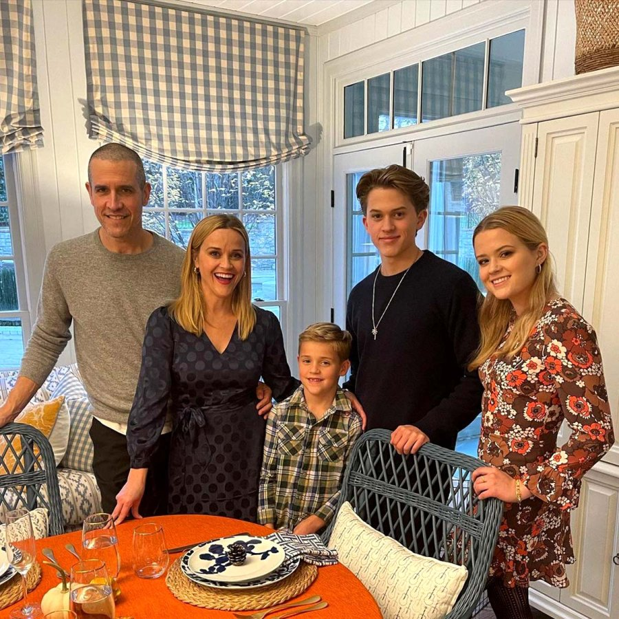 How Reese Witherspoons Relationships With 2 Adult Children Have Changed