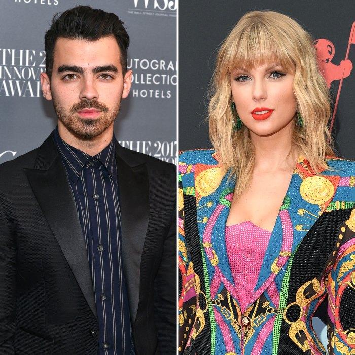 Cómo Taylor Swift está inspirando a Joe Jonas y un posible álbum de los Jonas Brothers