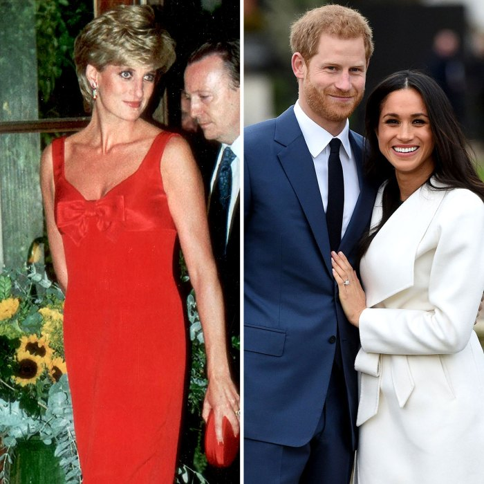 How Would Princess Diana Feel About Harry Meghans Daughters Name