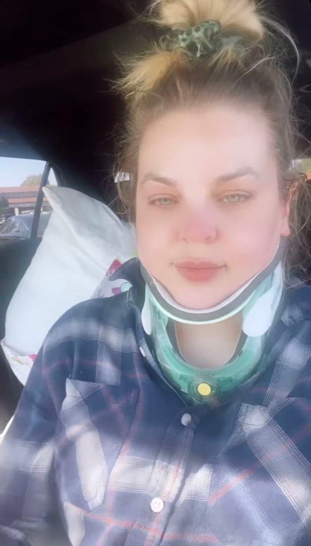 Kirsten Storms brain surgery